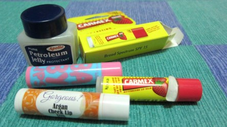 Chapped Lips Products